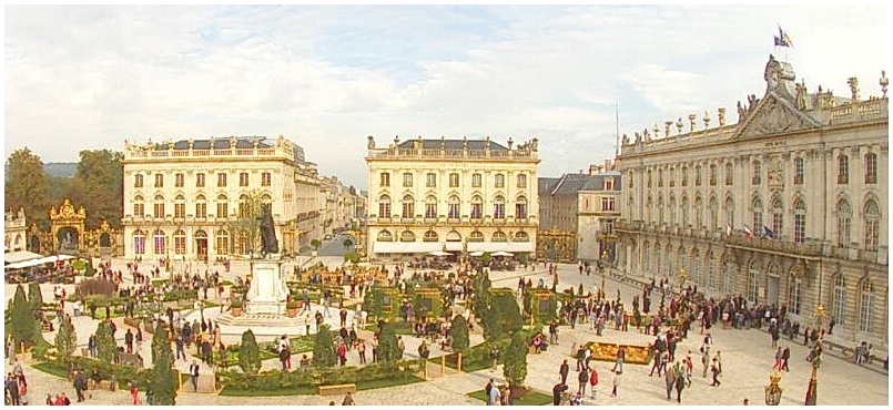 Nancy La Place Stanislas