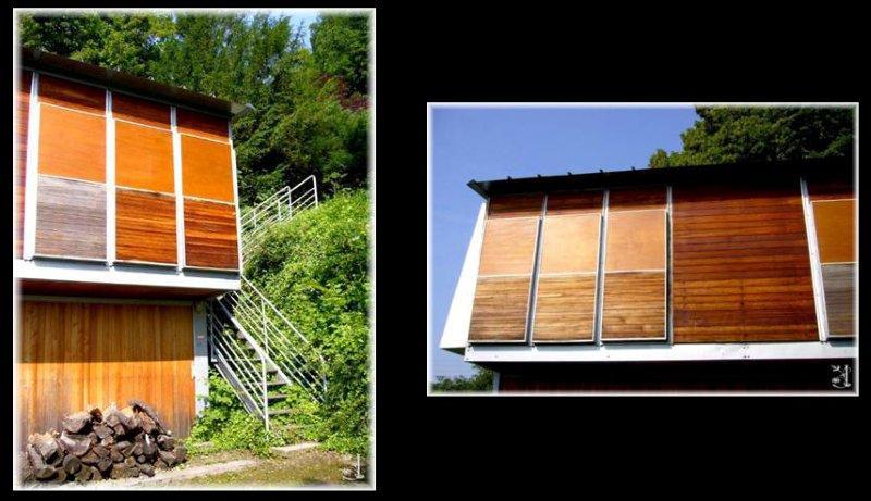 Maison prouv nancy for La structure d une maison