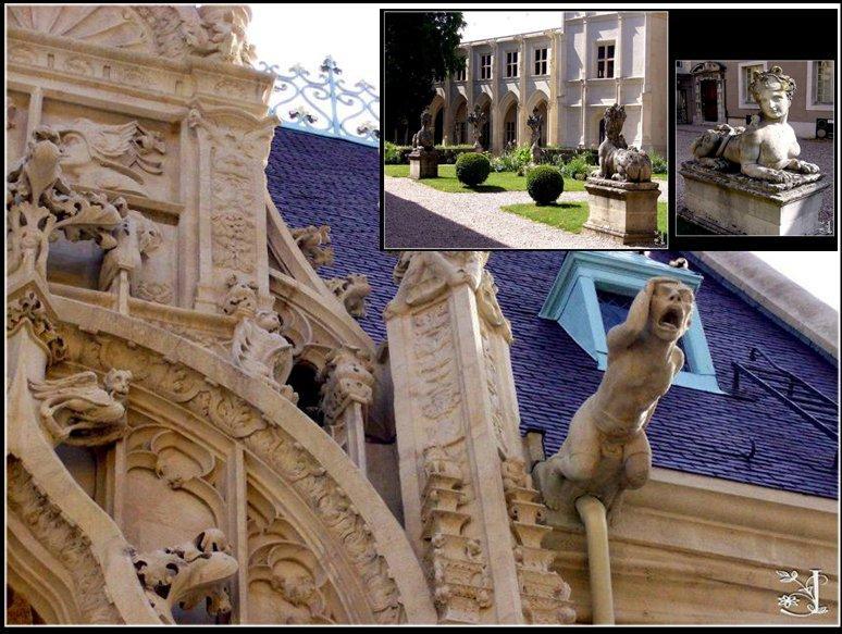 Lanimal Dans La Ville De Nancy